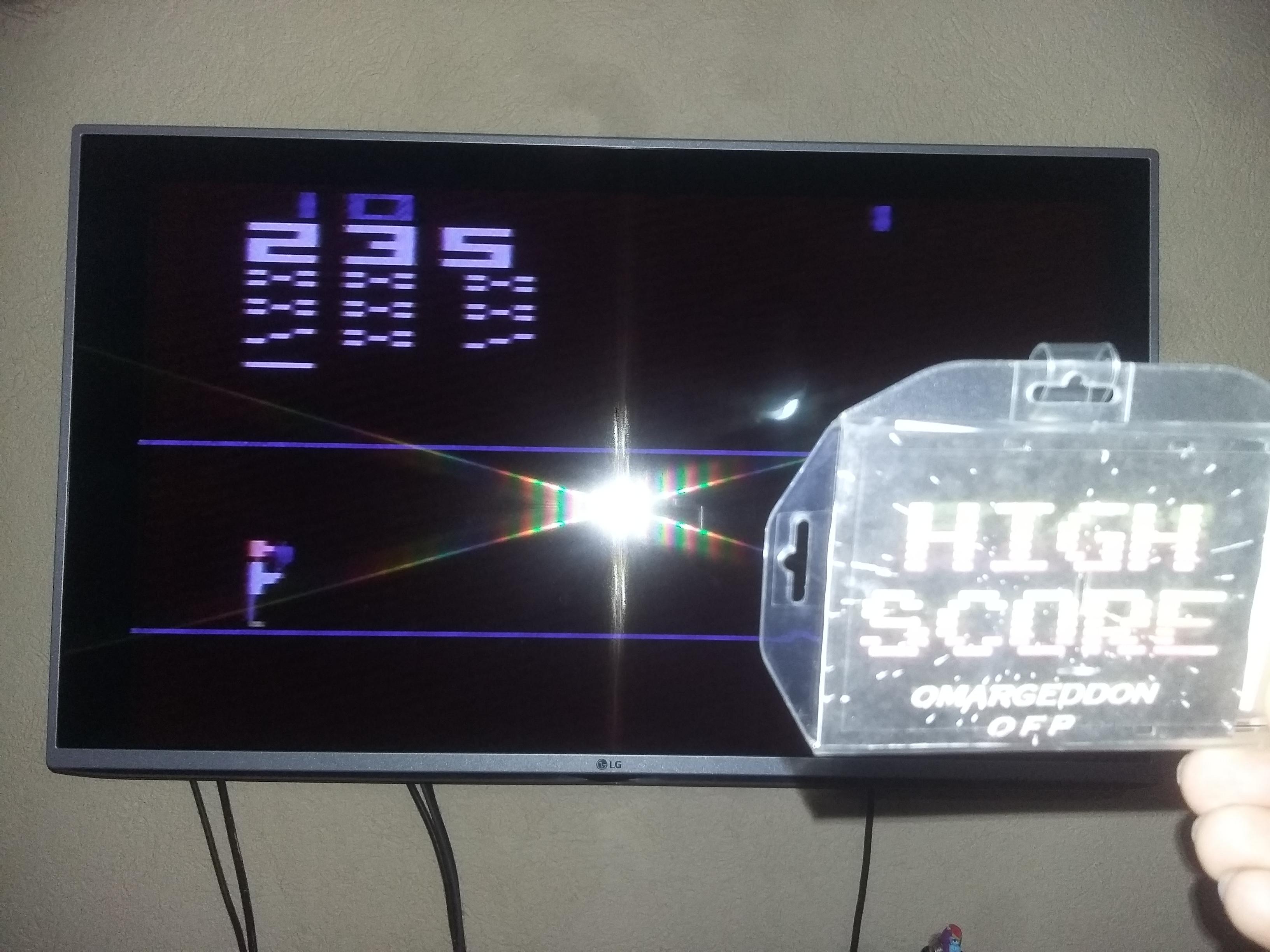 omargeddon: Bowling: Game 3 (Atari 2600 Novice/B) 235 points on 2018-02-24 17:39:55