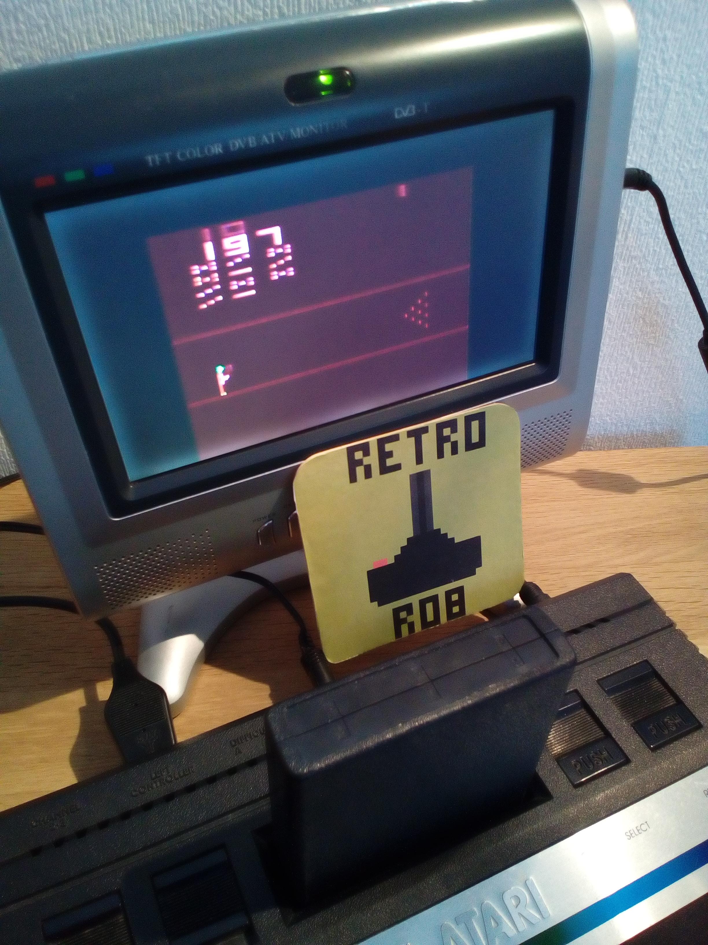 RetroRob: Bowling: Game 3 (Atari 2600 Novice/B) 197 points on 2019-01-13 07:08:08