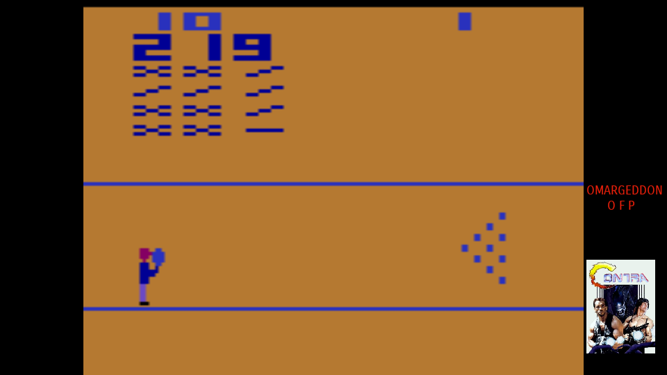 omargeddon: Bowling: Game 3 (Atari 2600 Emulated Expert/A Mode) 219 points on 2017-08-05 09:44:55