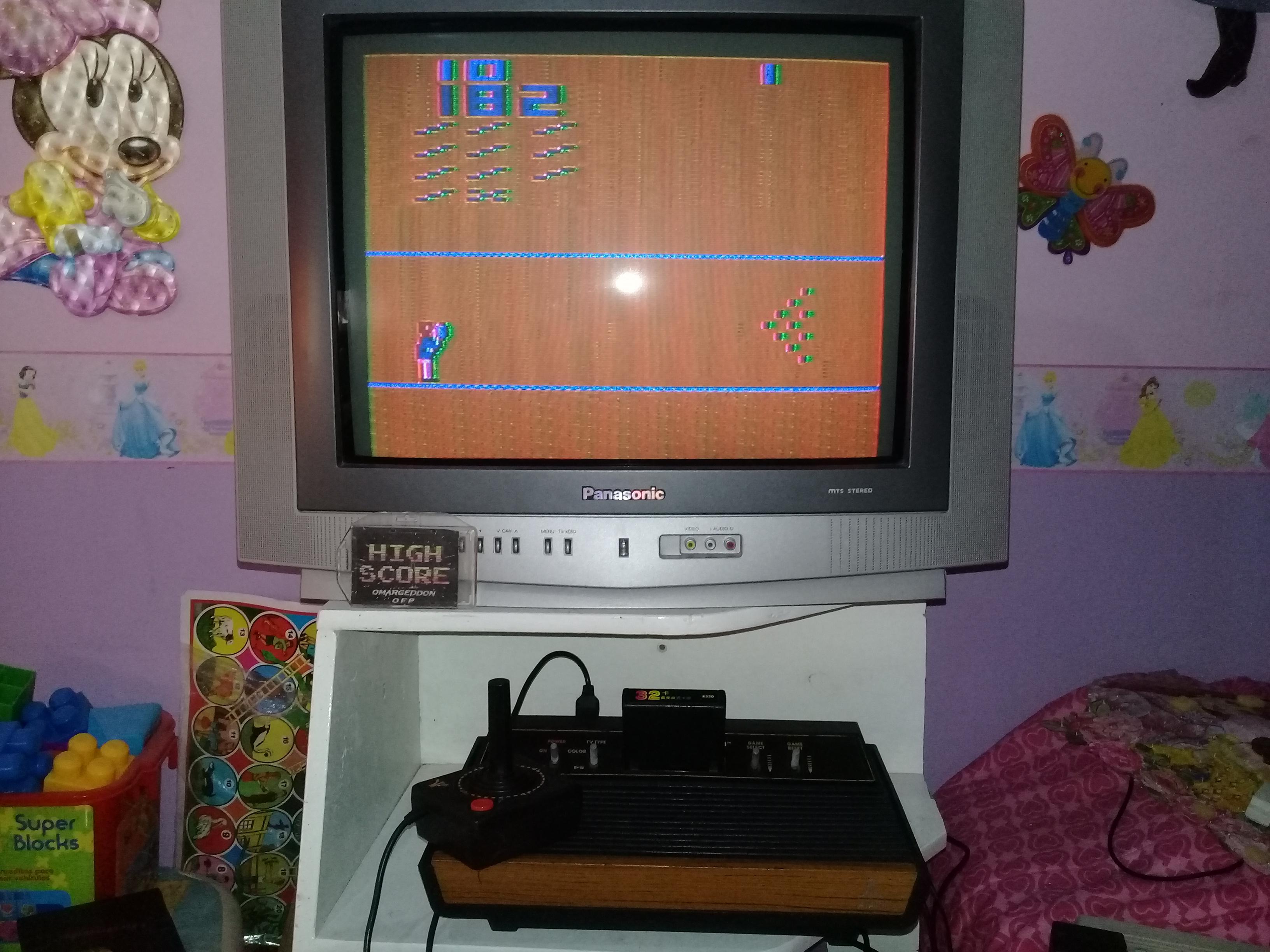 omargeddon: Bowling: Game 5 (Atari 2600 Expert/A) 182 points on 2019-06-09 17:31:15