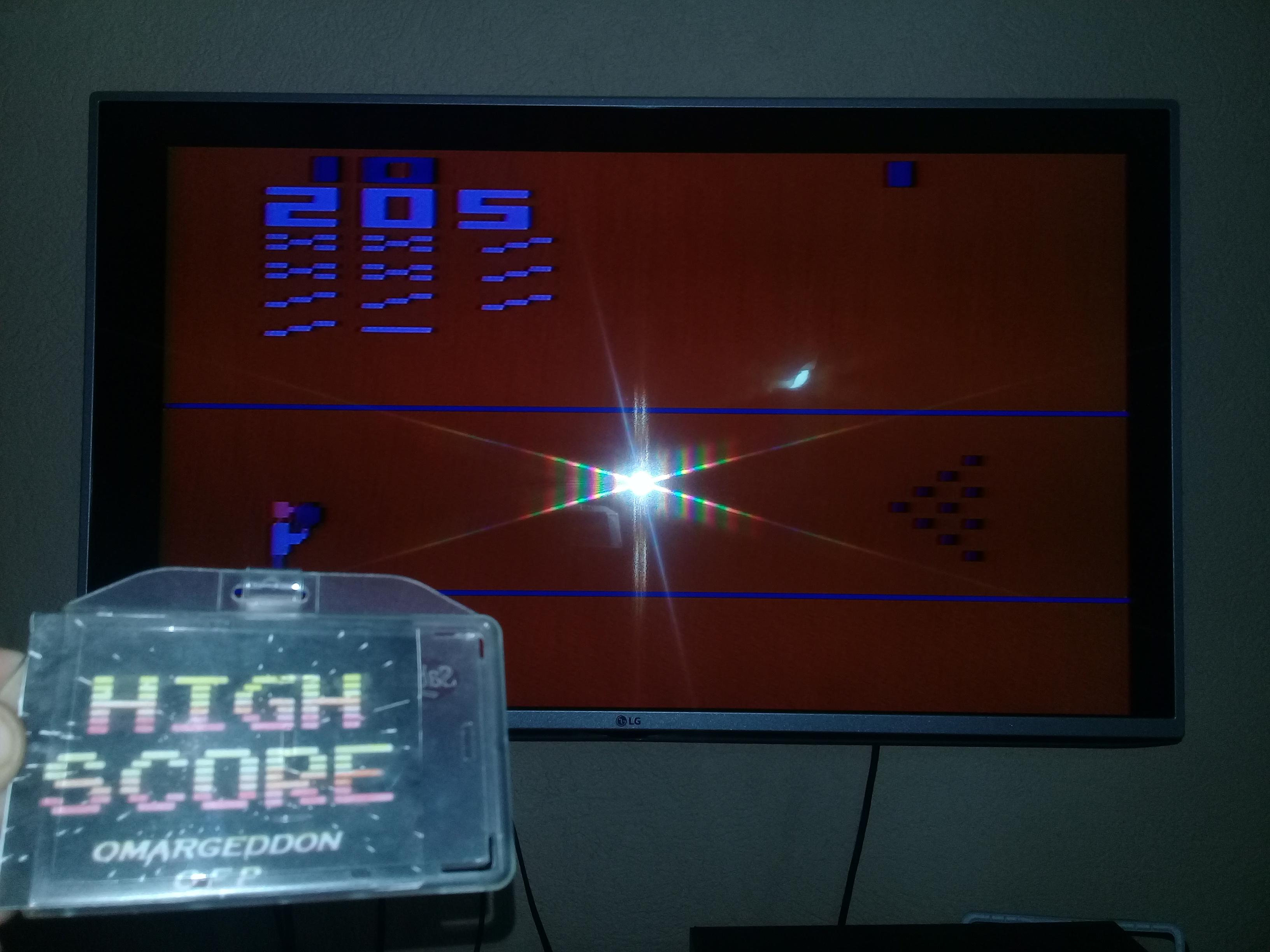 omargeddon: Bowling: Game 5 (Atari 2600 Novice/B) 205 points on 2018-12-21 09:08:07