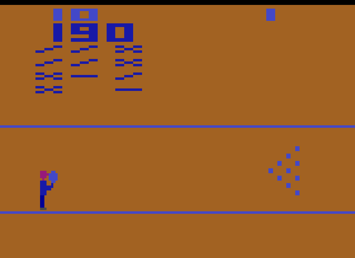 TheTrickster: Bowling: Game 5 (Atari 2600 Emulated Novice/B Mode) 190 points on 2016-07-22 04:35:56