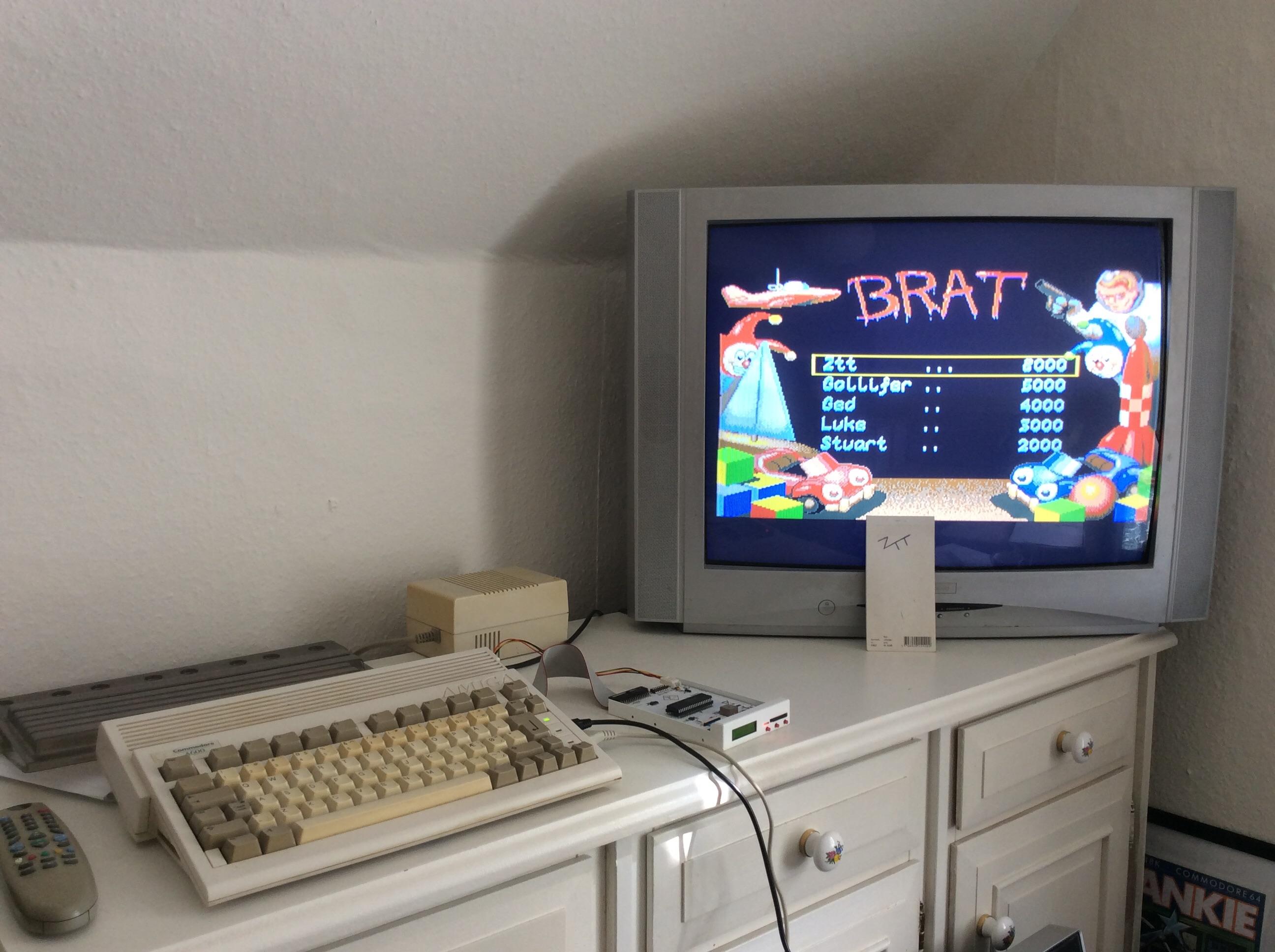 Frankie: Brat (Amiga) 8,000 points on 2016-07-26 03:42:16