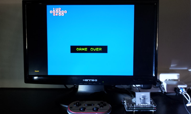 Larquey: BreakThru (NES/Famicom Emulated) 9,000 points on 2017-07-29 10:49:48