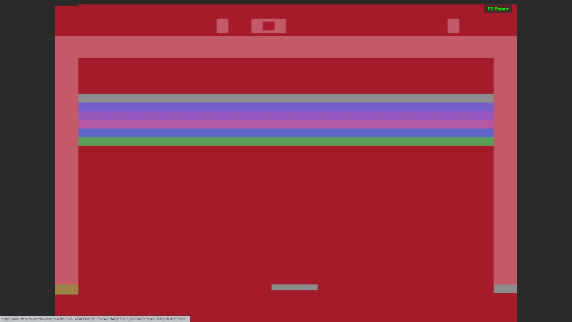 AkinNahtanoj: Breakout: Game 10 (Atari 2600 Emulated Expert/A Mode) 307 points on 2020-10-13 14:45:20