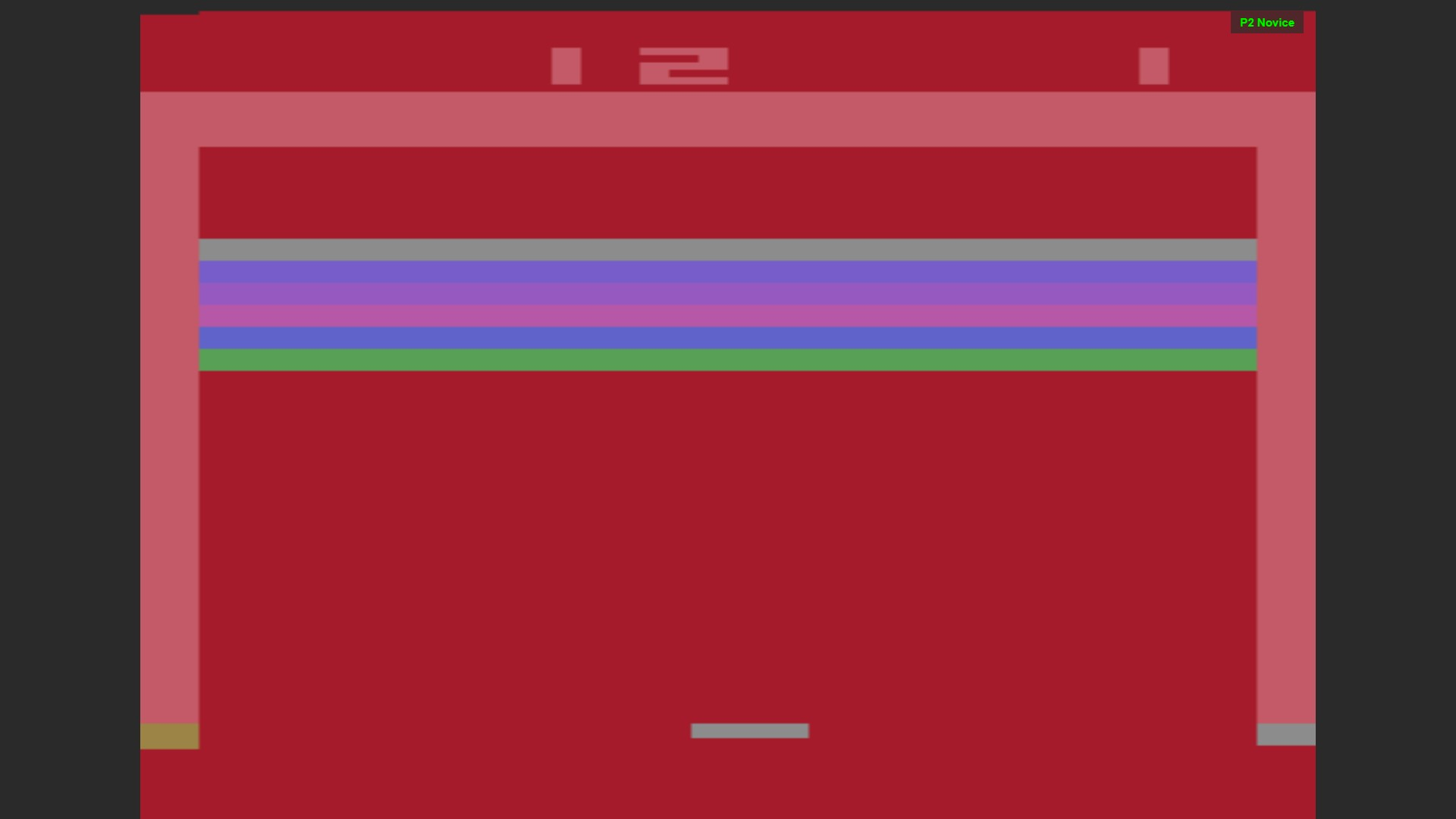 AkinNahtanoj: Breakout: Game 12 (Atari 2600 Emulated Novice/B Mode) 256 points on 2020-10-13 15:26:21
