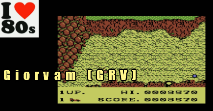 Giorvam: Breakthru (Commodore 64 Emulated) 8,570 points on 2018-01-23 10:39:27