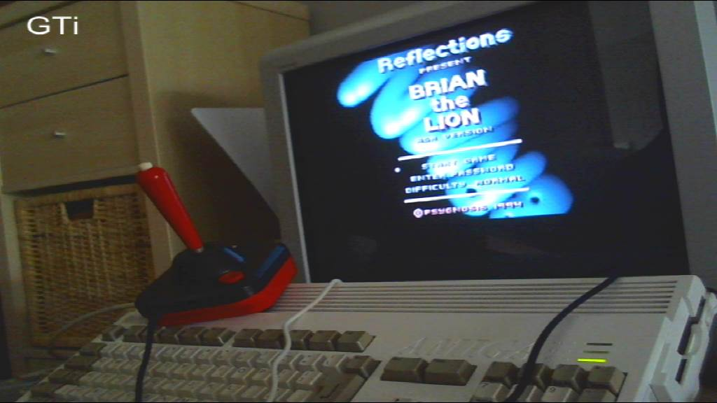 GTibel: Brian the Lion [AGA] [Normal] (Amiga) 41,900 points on 2016-09-11 05:44:48
