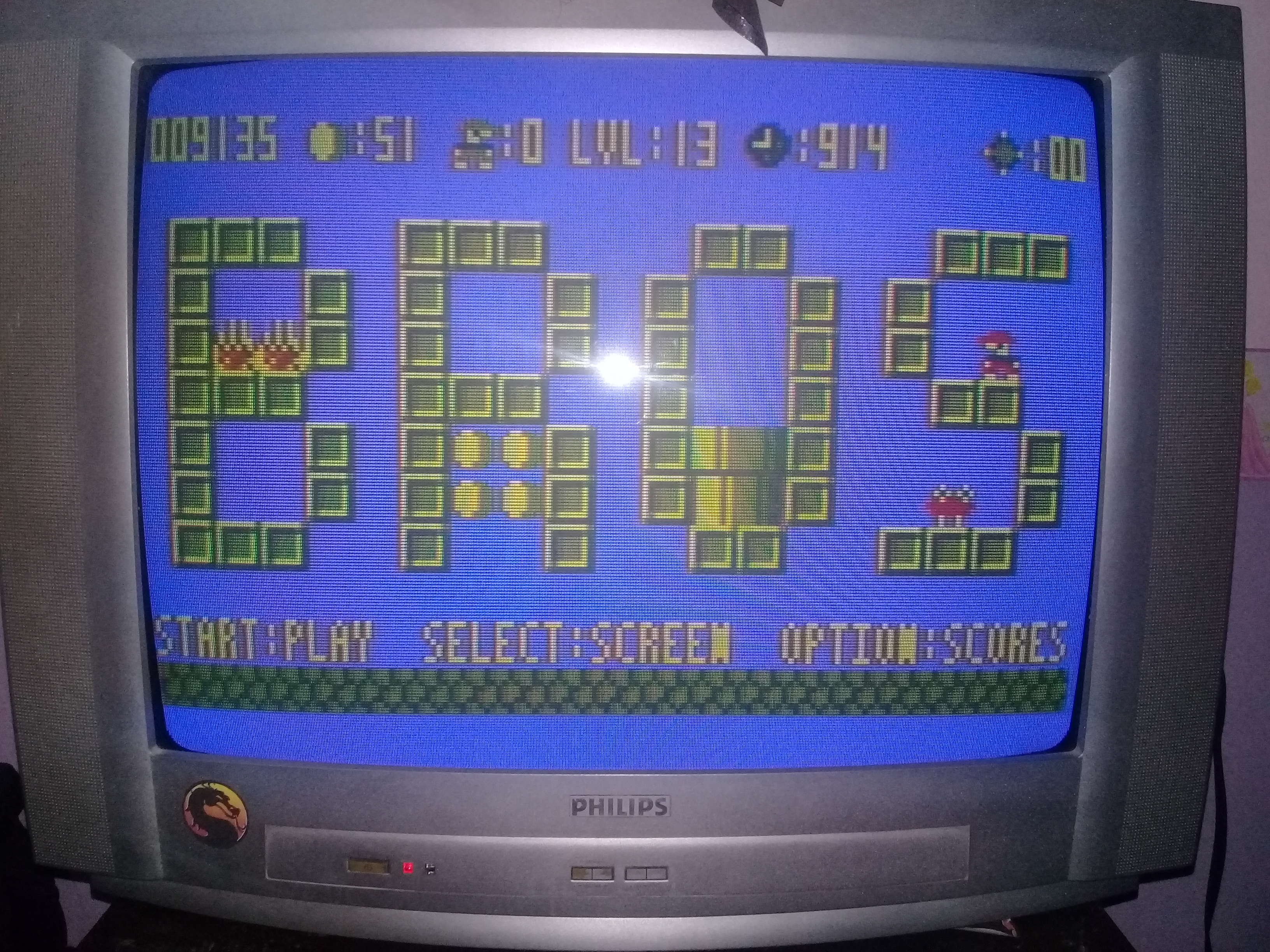 omargeddon: Bros (Atari 400/800/XL/XE) 9,135 points on 2020-03-29 23:11:45