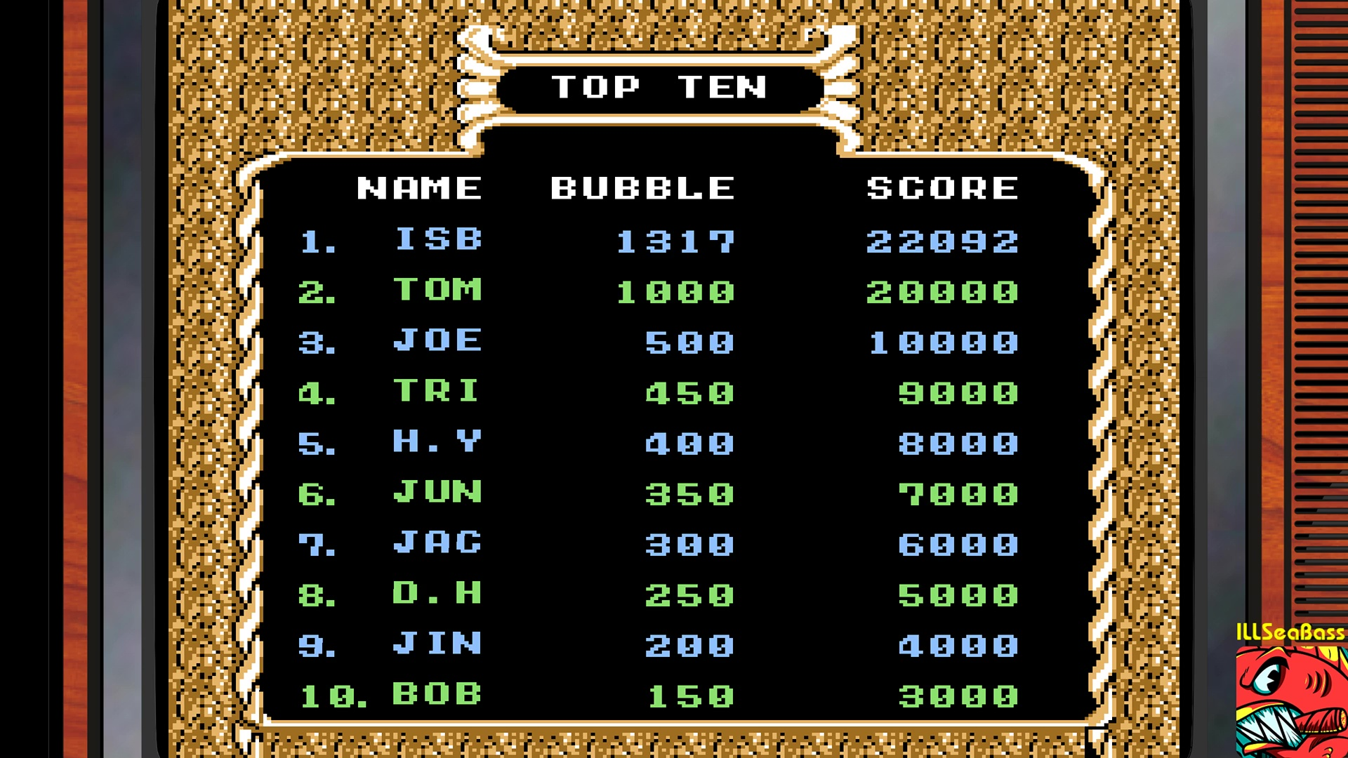 ILLSeaBass: Bubble Bath Babes [Type A] (NES/Famicom Emulated) 22,092 points on 2017-11-12 01:25:01
