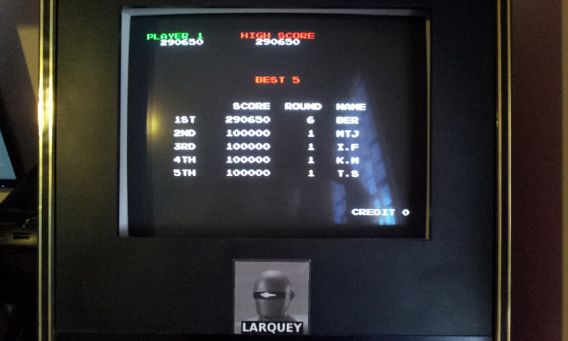 Larquey: Bubble Bobble Also Featuring Rainbow Islands: Rainbow Islands (Playstation 1 Emulated) 290,650 points on 2018-02-18 12:50:56