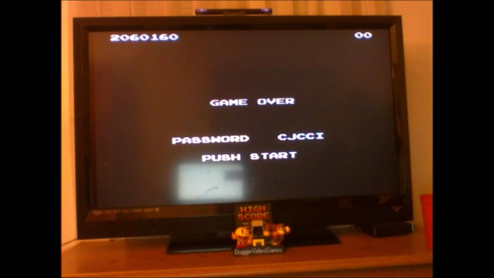DuggerVideoGames: Bubble Bobble Arcade Edition (NES/Famicom Emulated) 2,060,160 points on 2017-03-04 01:43:48