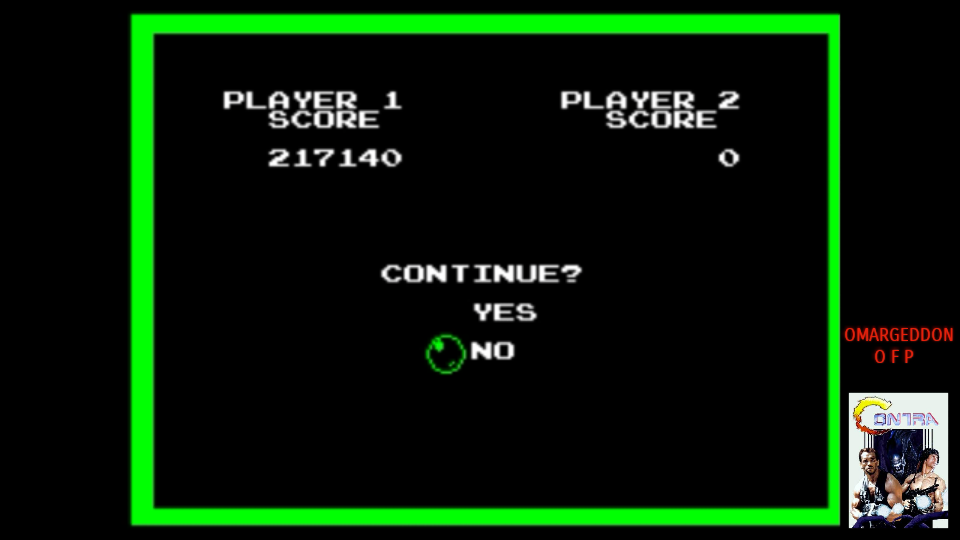 omargeddon: Bubble Bobble (MSX Emulated) 217,140 points on 2017-07-21 00:16:48