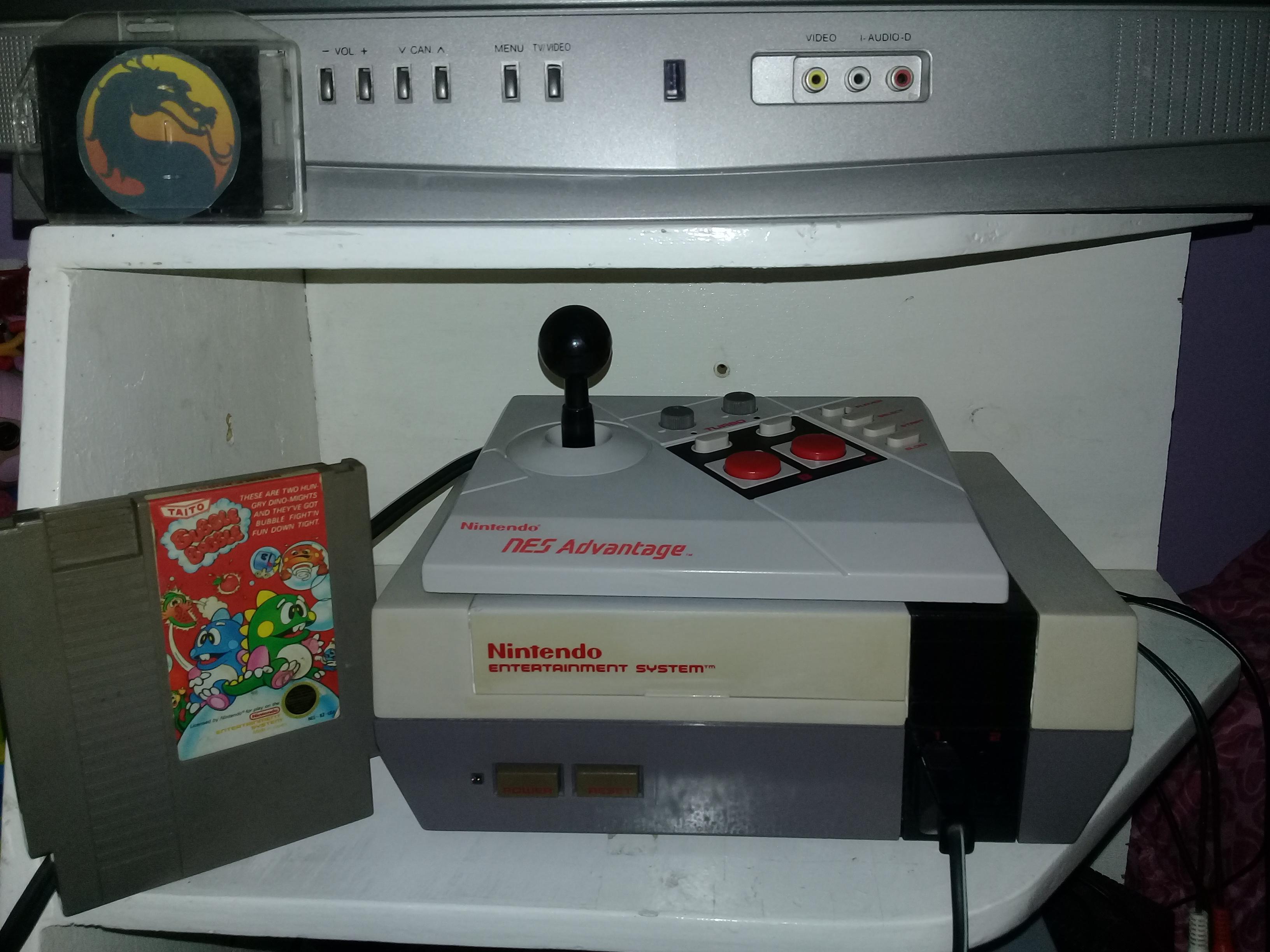 omargeddon: Bubble Bobble (NES/Famicom) 643,470 points on 2019-09-02 23:19:13