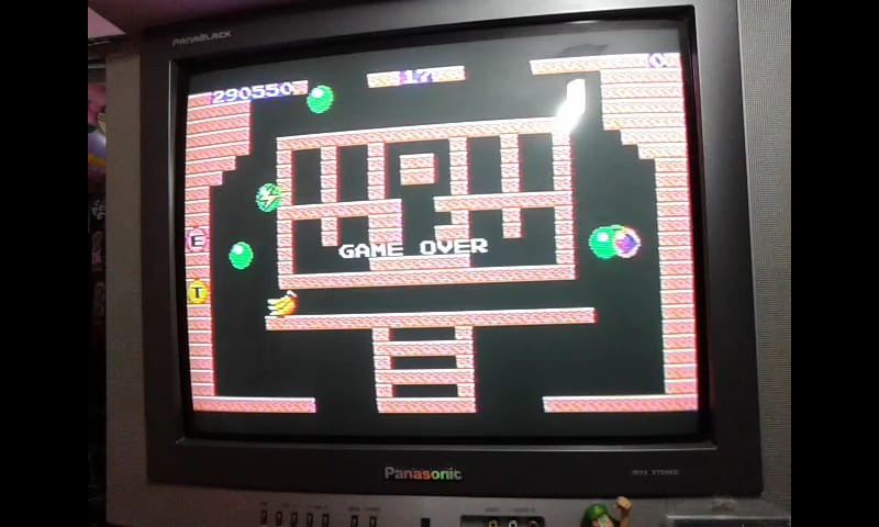 omargeddon: Bubble Bobble (Sega Master System) 290,550 points on 2018-08-15 22:13:09