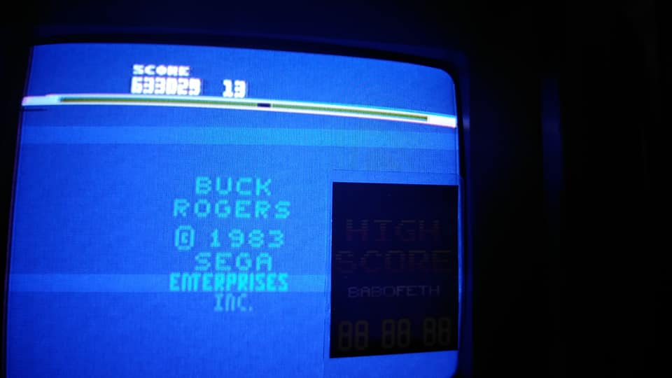 Buck Rogers: Planet of Zoom 633,029 points