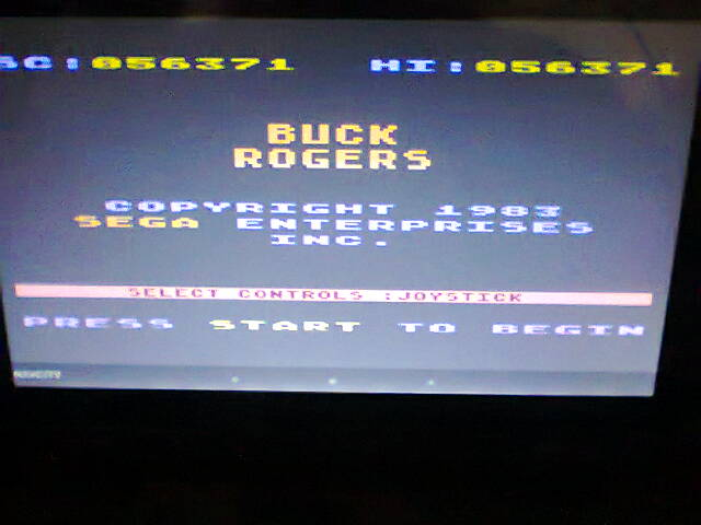 Buck Rogers: Planet of Zoom 56,371 points