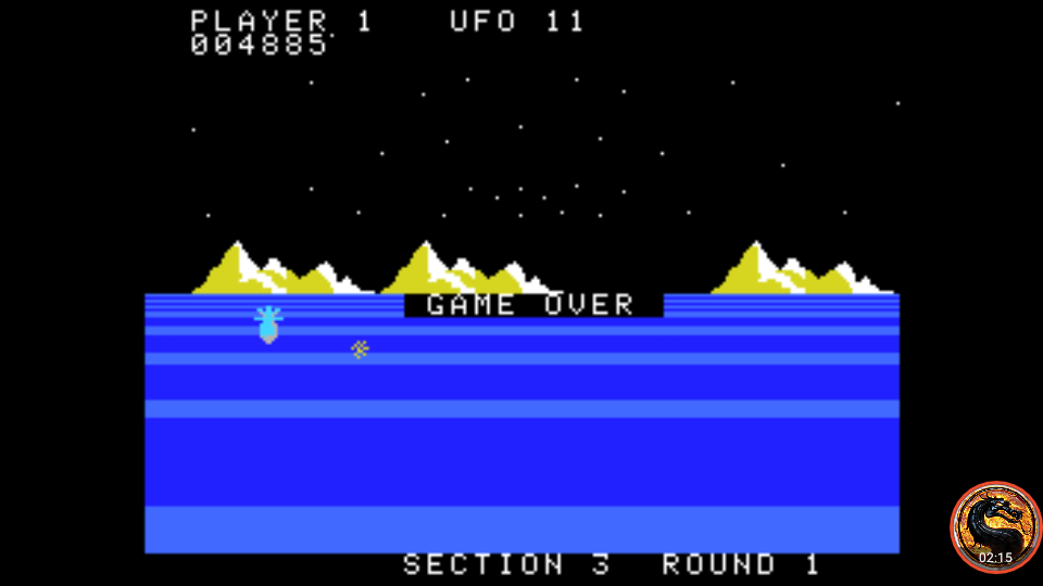omargeddon: Buck Rogers: Planet of Zoom (Colecovision Emulated) 4,885 points on 2019-04-29 00:46:09