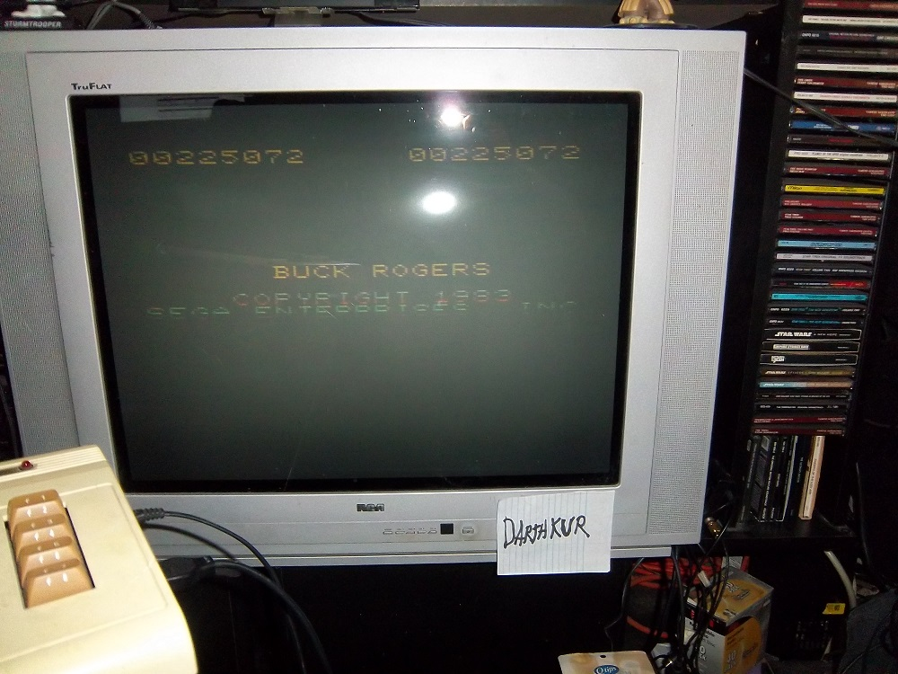 darthkur: Buck Rogers: Planet of Zoom (Commodore VIC-20) 225,072 points on 2016-04-18 11:35:25