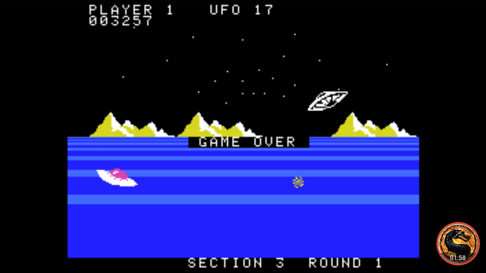 omargeddon: Buck Rogers: Planet of Zoom [Skill 3] (Colecovision Emulated) 3,257 points on 2019-04-29 00:56:14