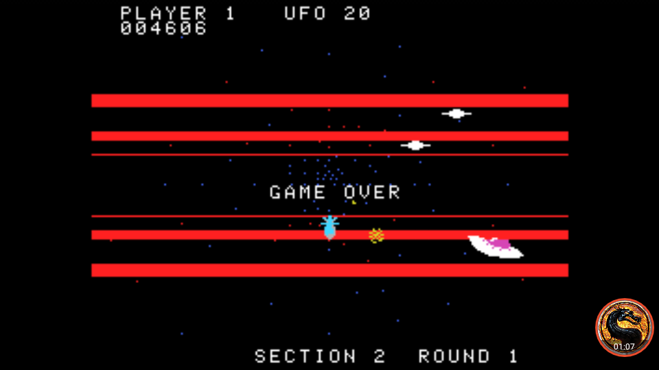 omargeddon: Buck Rogers: Planet of Zoom [Skill 4] (Colecovision Emulated) 4,606 points on 2019-04-29 00:57:00