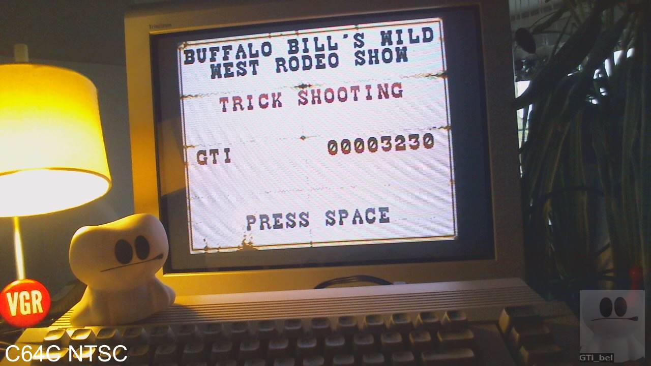 GTibel: Buffalo Bill