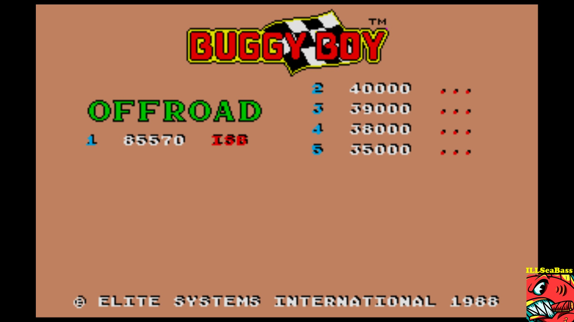 ILLSeaBass: Buggy Boy (Atari ST Emulated) 85,570 points on 2017-10-24 22:10:32