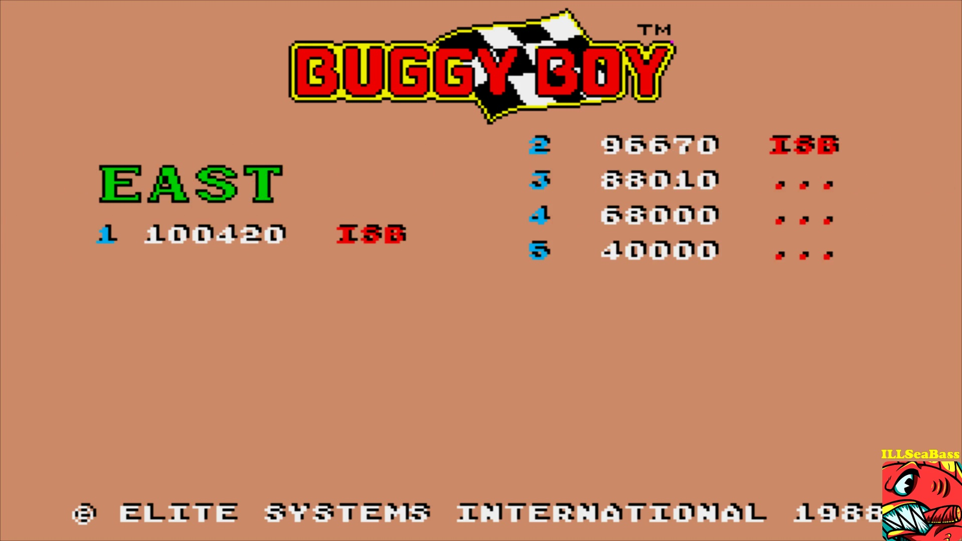 ILLSeaBass: Buggy Boy [East] (Amiga Emulated) 100,420 points on 2017-10-27 00:40:35