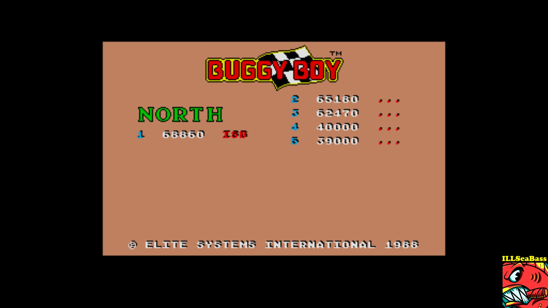 ILLSeaBass: Buggy Boy [North] (Atari ST Emulated) 68,860 points on 2017-10-23 20:51:06