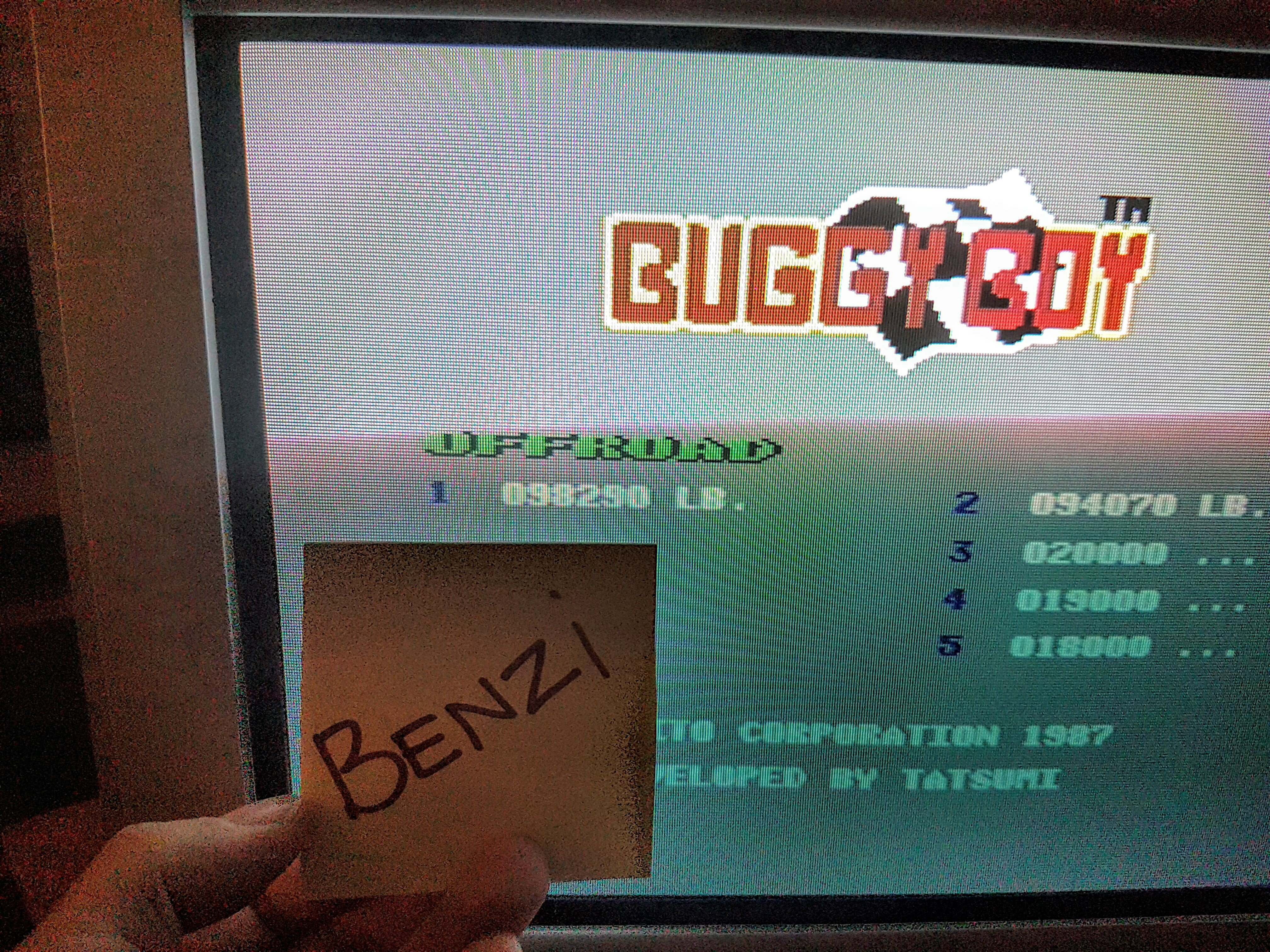 Buggy Boy: Offroad 98,290 points