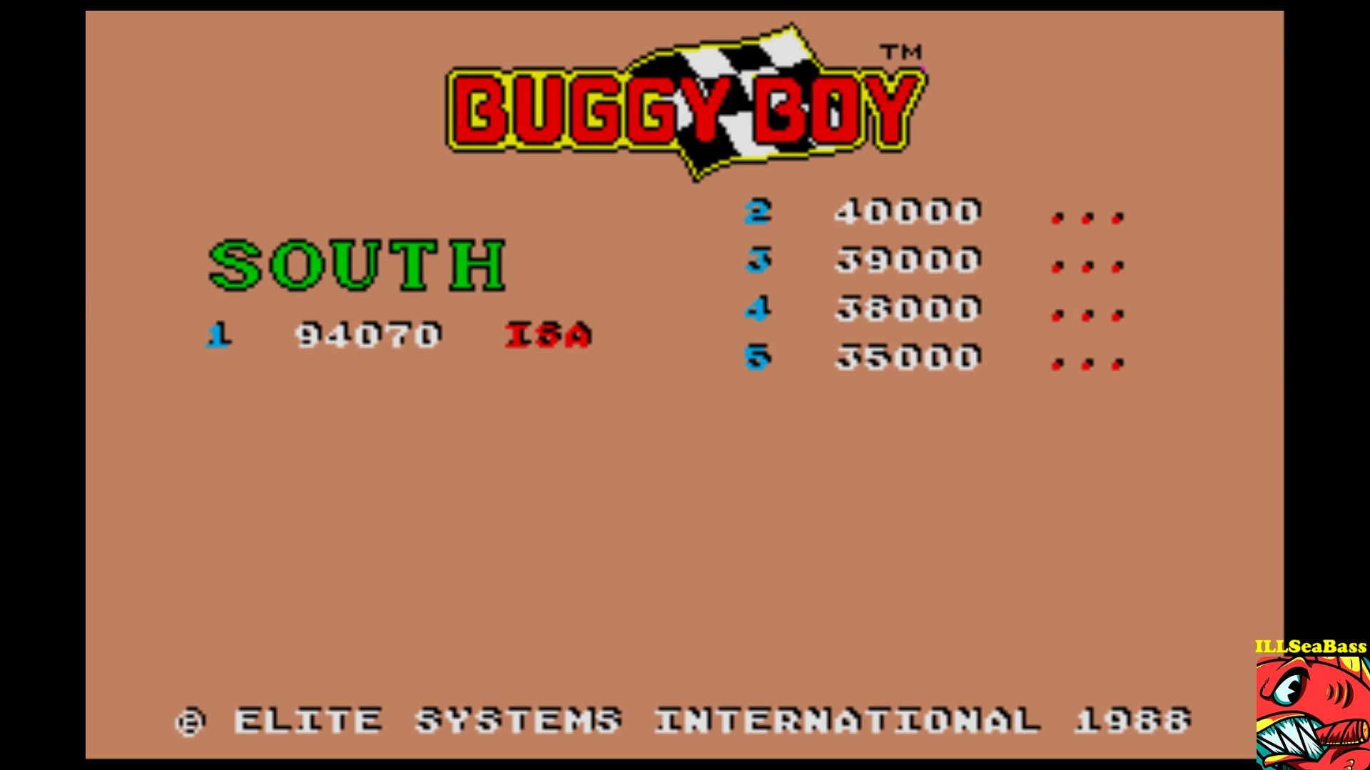 ILLSeaBass: Buggy Boy [South] (Atari ST Emulated) 94,070 points on 2017-10-23 21:12:06