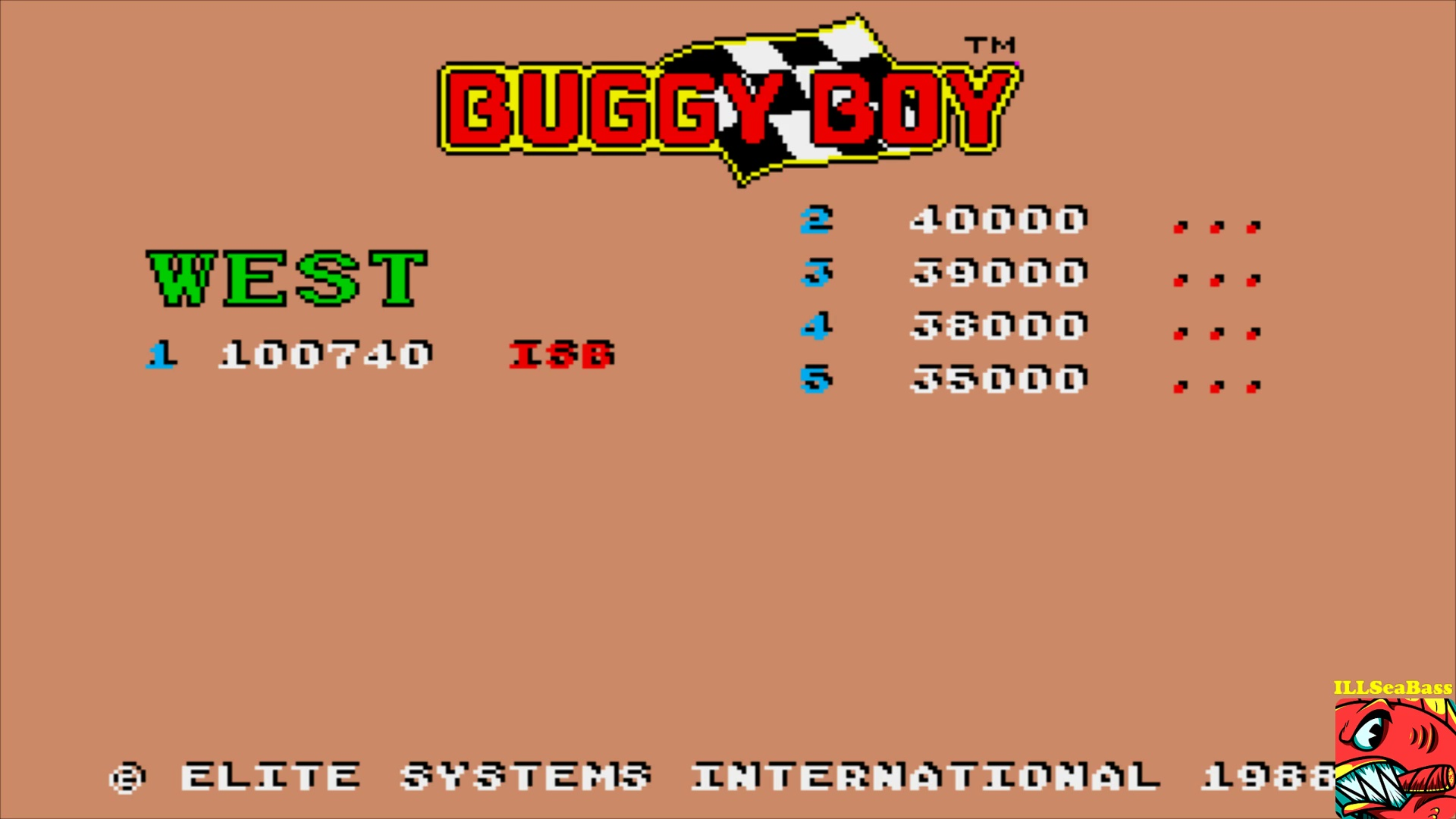 ILLSeaBass: Buggy Boy [West] (Amiga Emulated) 100,740 points on 2017-10-28 10:33:30