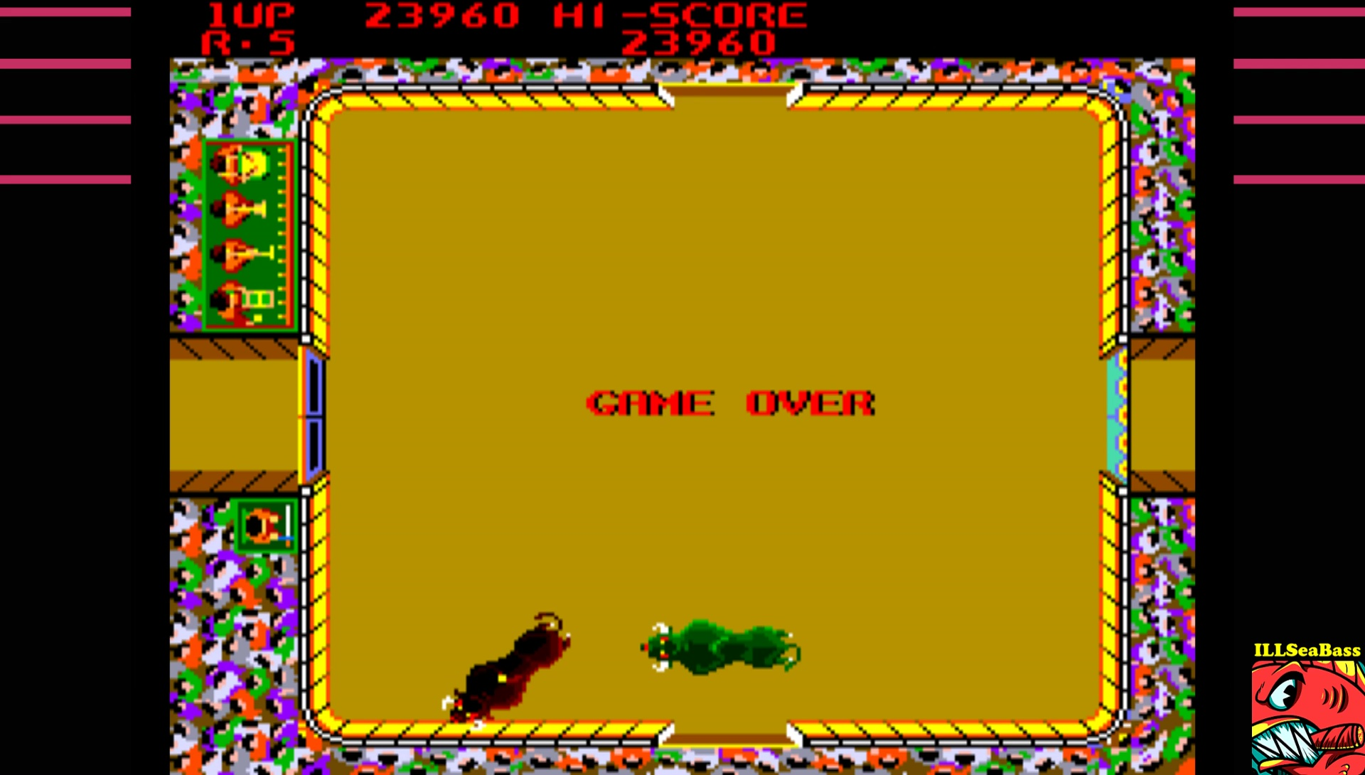 ILLSeaBass: Bull Fight [bullfgt] (Arcade Emulated / M.A.M.E.) 23,960 points on 2017-07-07 21:29:01