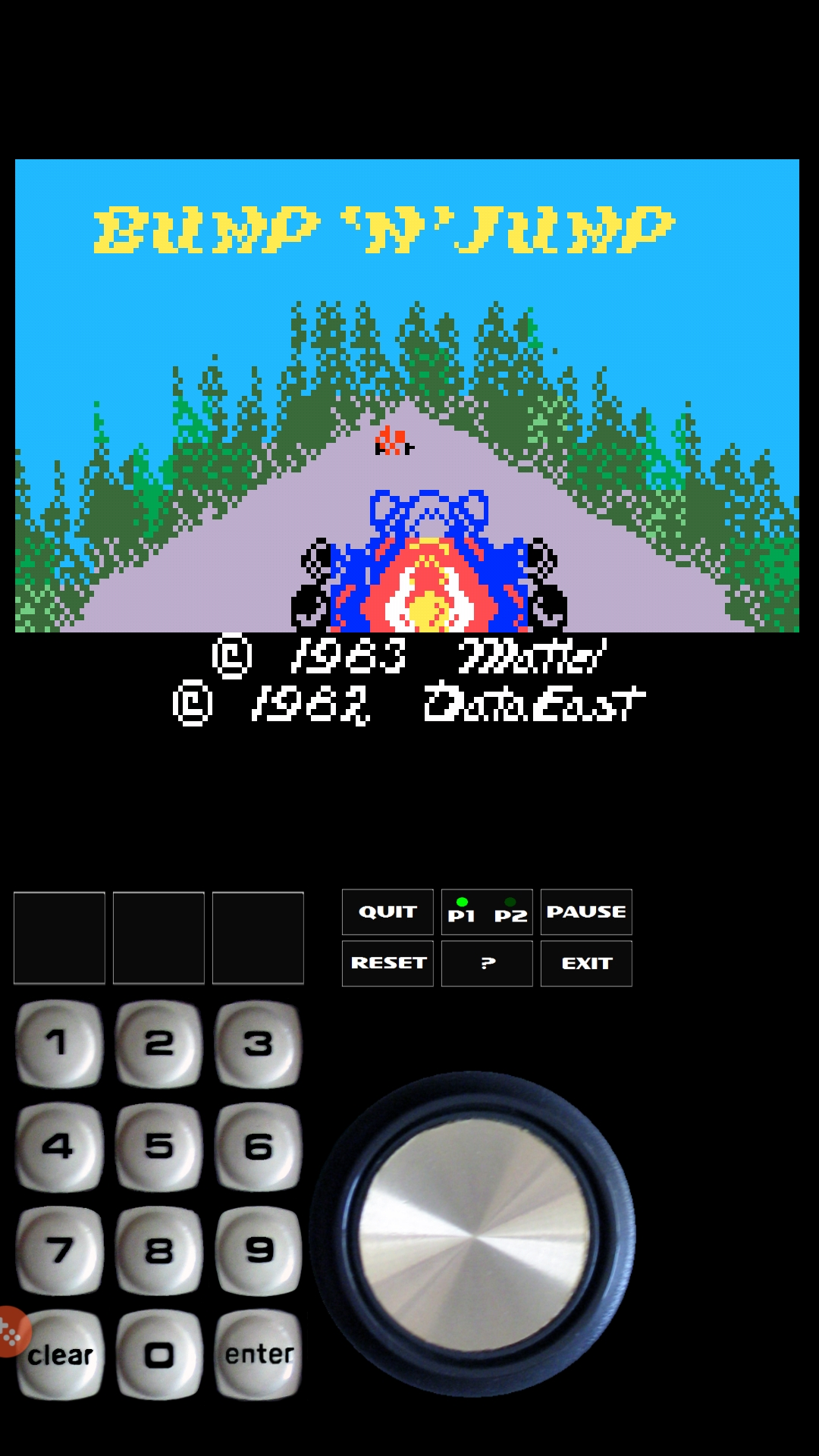 Bamse: Bump N Jump (Intellivision Emulated) 103,388 points on 2019-02-12 09:25:58