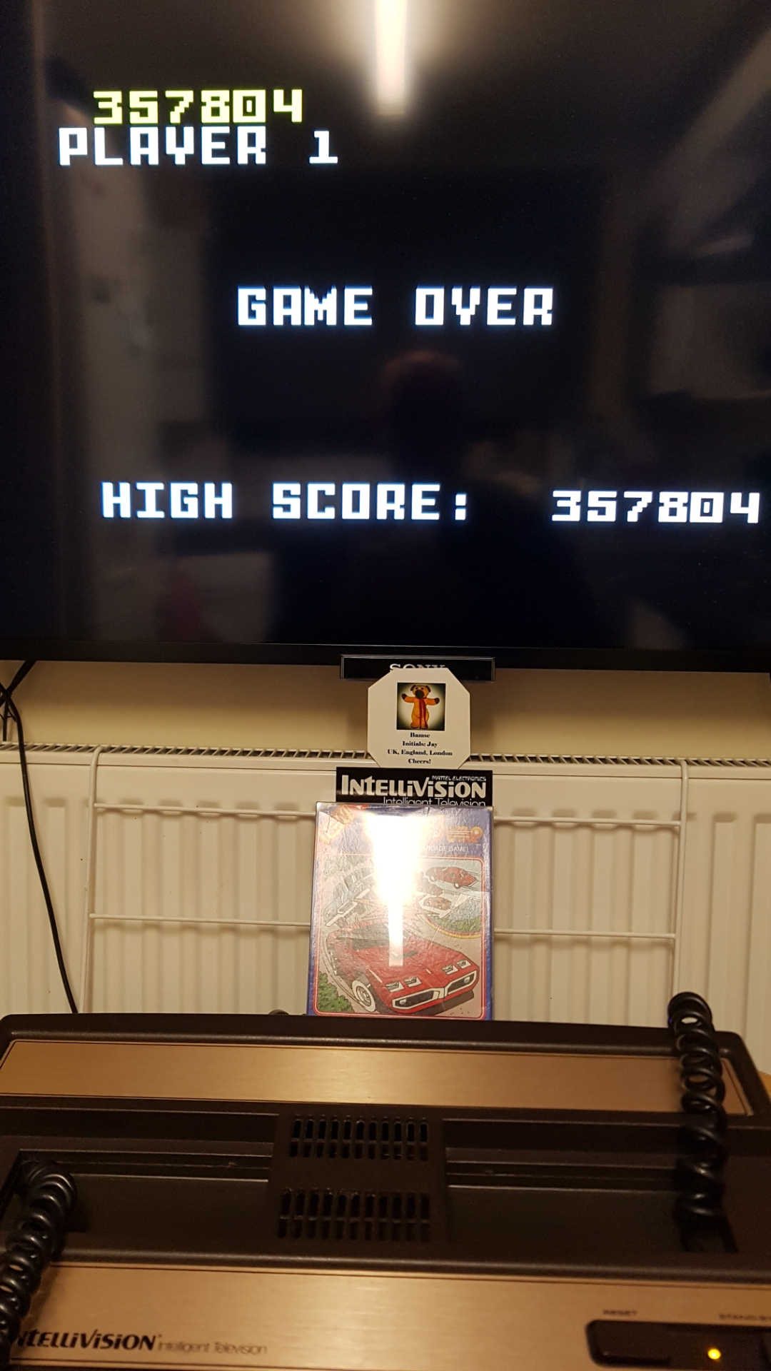Bamse: Bump N Jump (Intellivision) 357,804 points on 2019-03-23 13:11:24