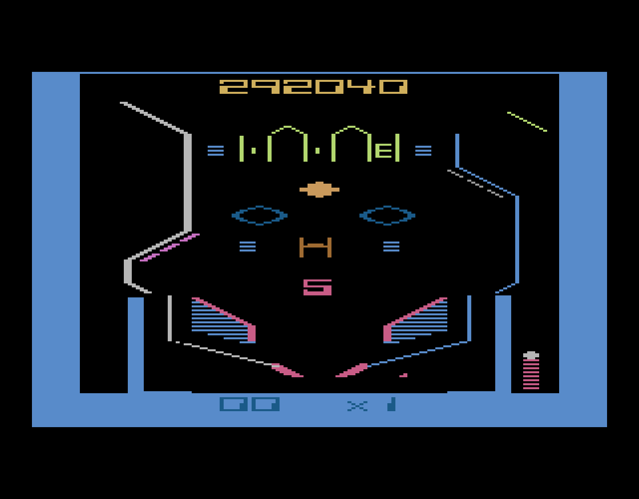 TheTrickster: Bumper Bash (Atari 2600 Emulated) 292,040 points on 2016-08-24 07:44:43