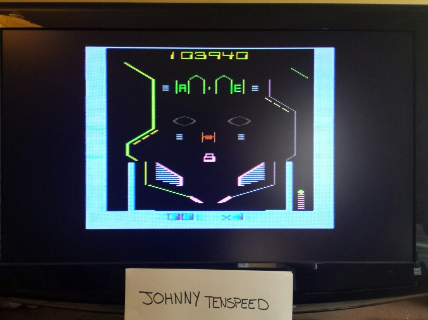 JohnnyTenspeed: Bumper Bash (Atari 2600) 103,940 points on 2017-08-13 16:31:44