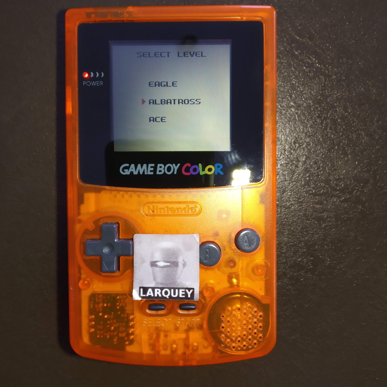Larquey: Burai Fighter Color [Albatross] (Game Boy Color) 27,800 points on 2020-07-29 05:07:12