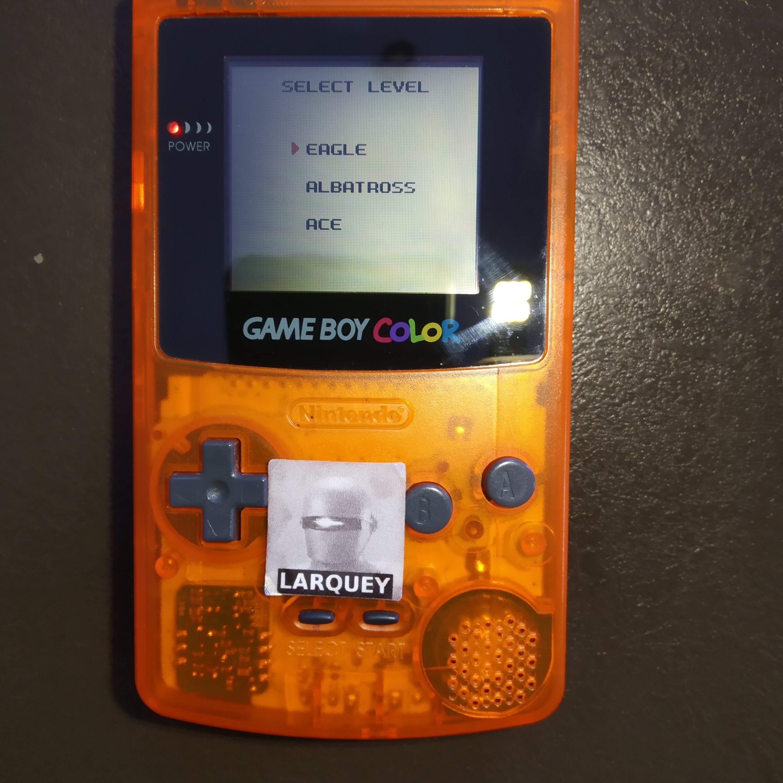 Larquey: Burai Fighter Color [Eagle] (Game Boy Color) 74,310 points on 2020-07-29 05:04:07