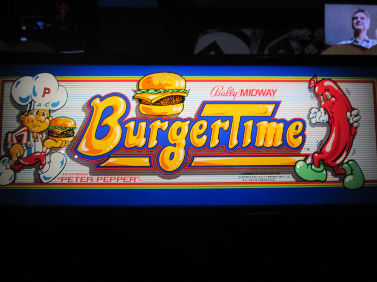 ed1475: BurgerTime (Arcade) 24,350 points on 2016-09-04 15:17:13