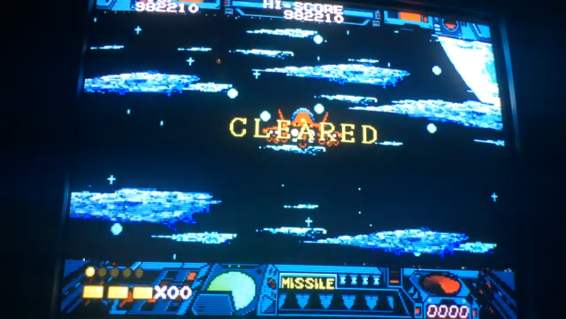 JBoorman: Burning Force (Sega Genesis / MegaDrive) 982,210 points on 2019-10-04 09:23:54