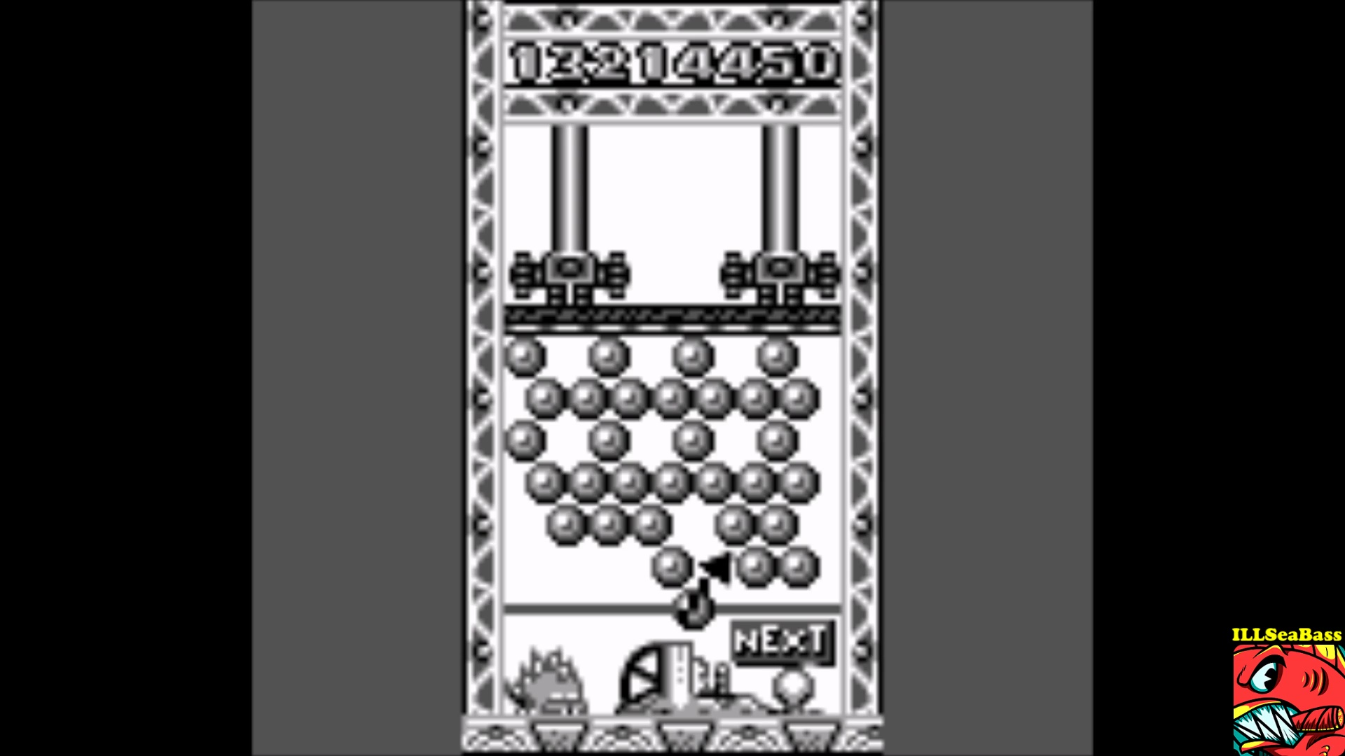 ILLSeaBass: Bust-A-Move 2: Arcade Edition (Game Boy Emulated) 13,214,450 points on 2017-09-24 12:57:22