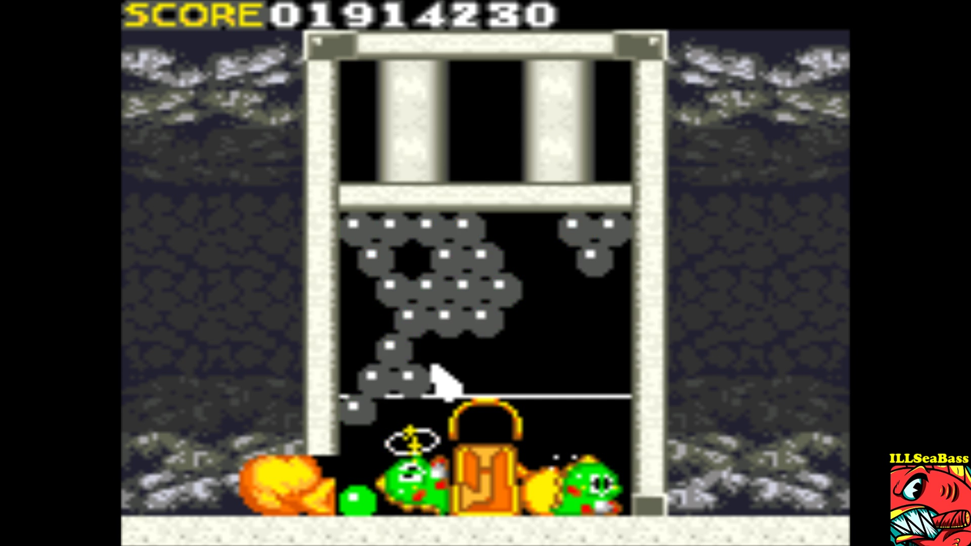 ILLSeaBass: Bust-A-Move [Puzzle] (Sega Game Gear Emulated) 1,914,230 points on 2017-09-24 12:38:32