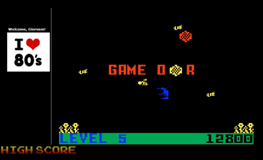 Giorvam: Buzz Bombers (Intellivision Emulated) 12,800 points on 2016-12-10 12:59:53