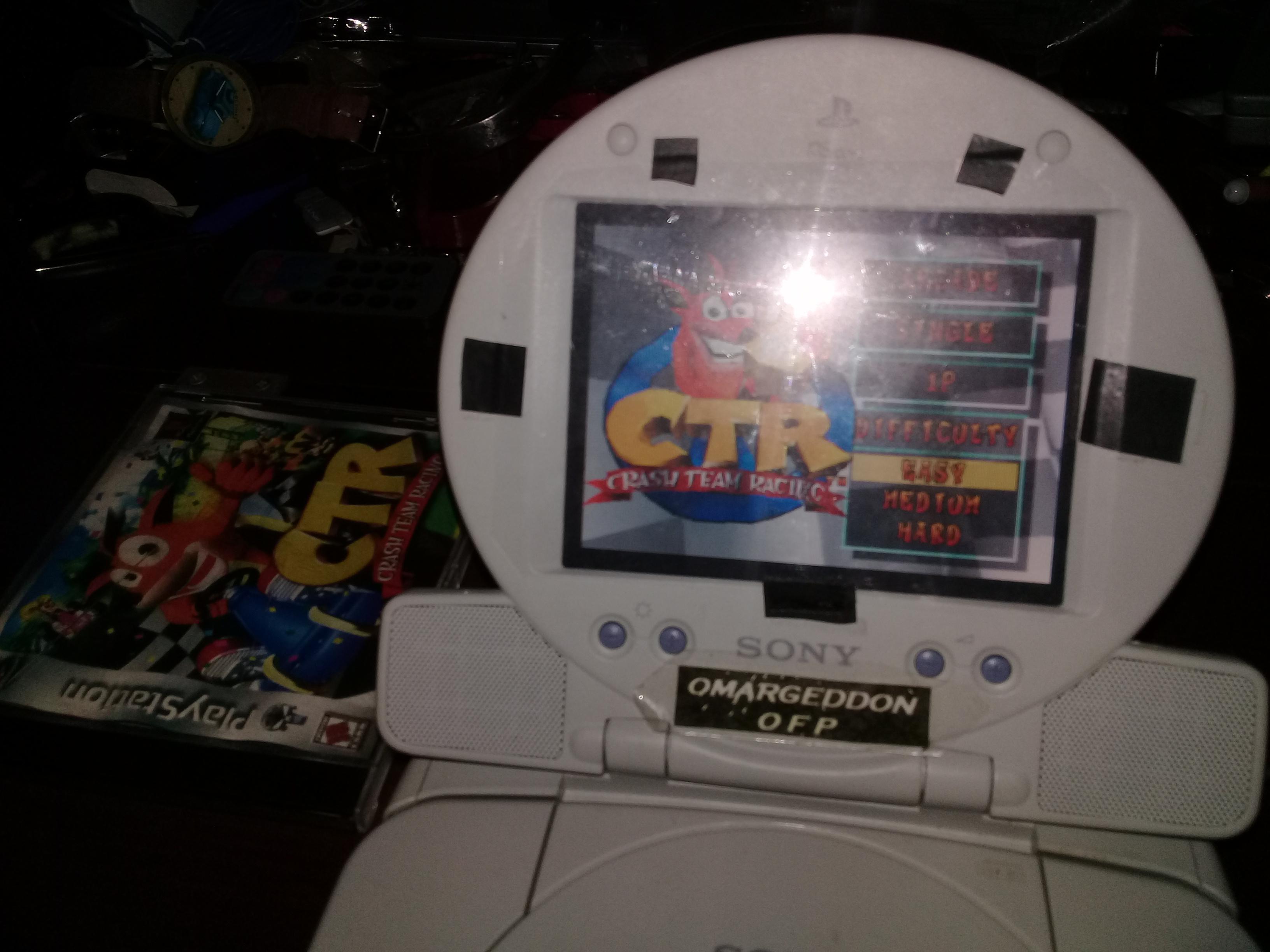 omargeddon: CTR Crash Team Racing: Arcade: Crash Cove: Single: Easy: 5 Laps [Race Time] (Playstation 1) 0:02:48.04 points on 2019-07-01 13:10:13