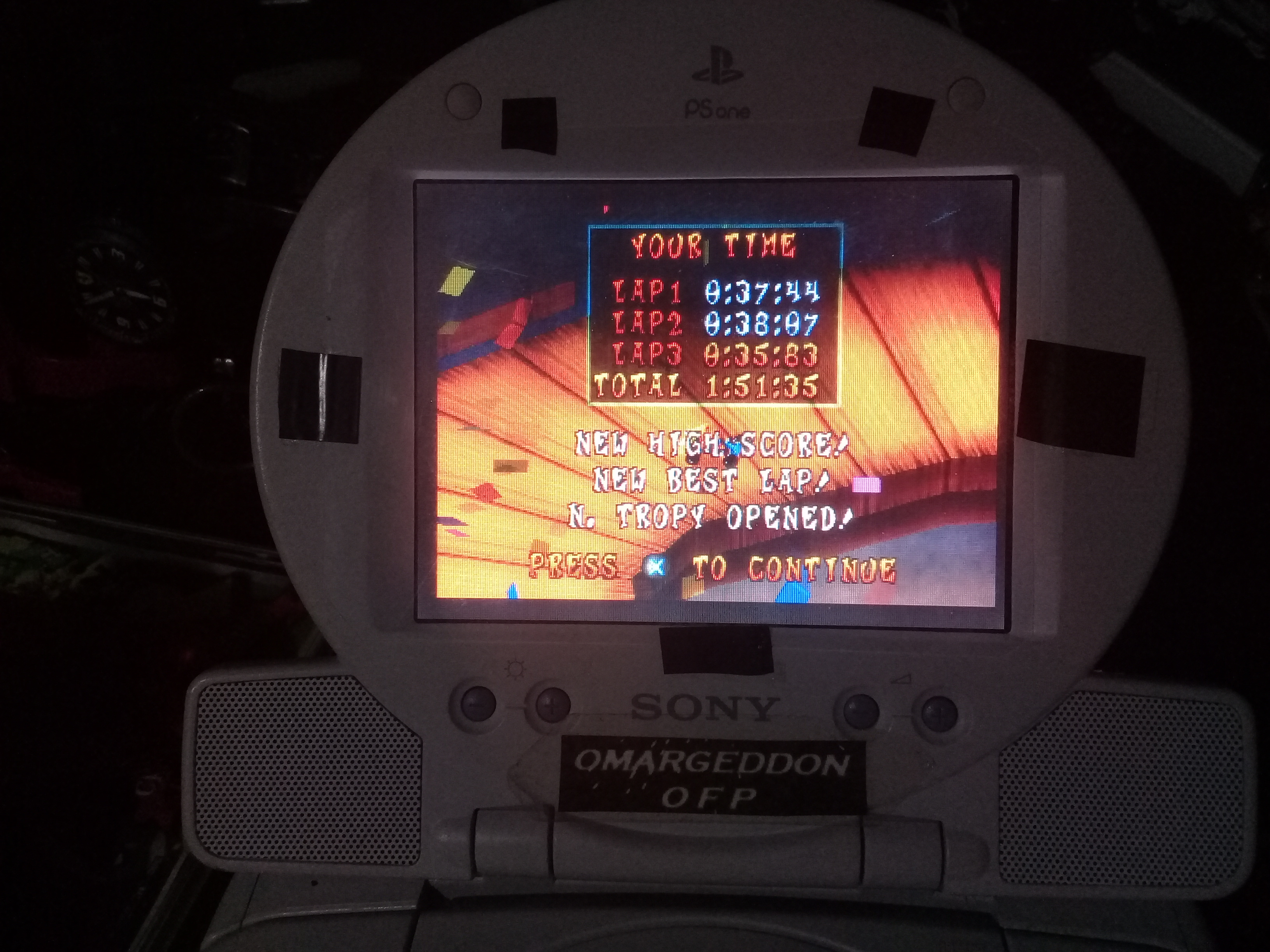 omargeddon: CTR Crash Team Racing: Time Trial: Dragon Mines [Best Lap] (Playstation 1) 0:00:35.83 points on 2019-02-22 11:29:27
