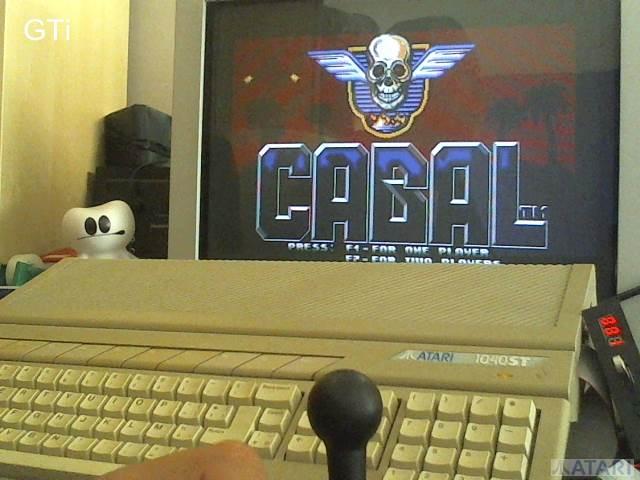 GTibel: Cabal (Atari ST) 101,560 points on 2017-07-01 13:35:35