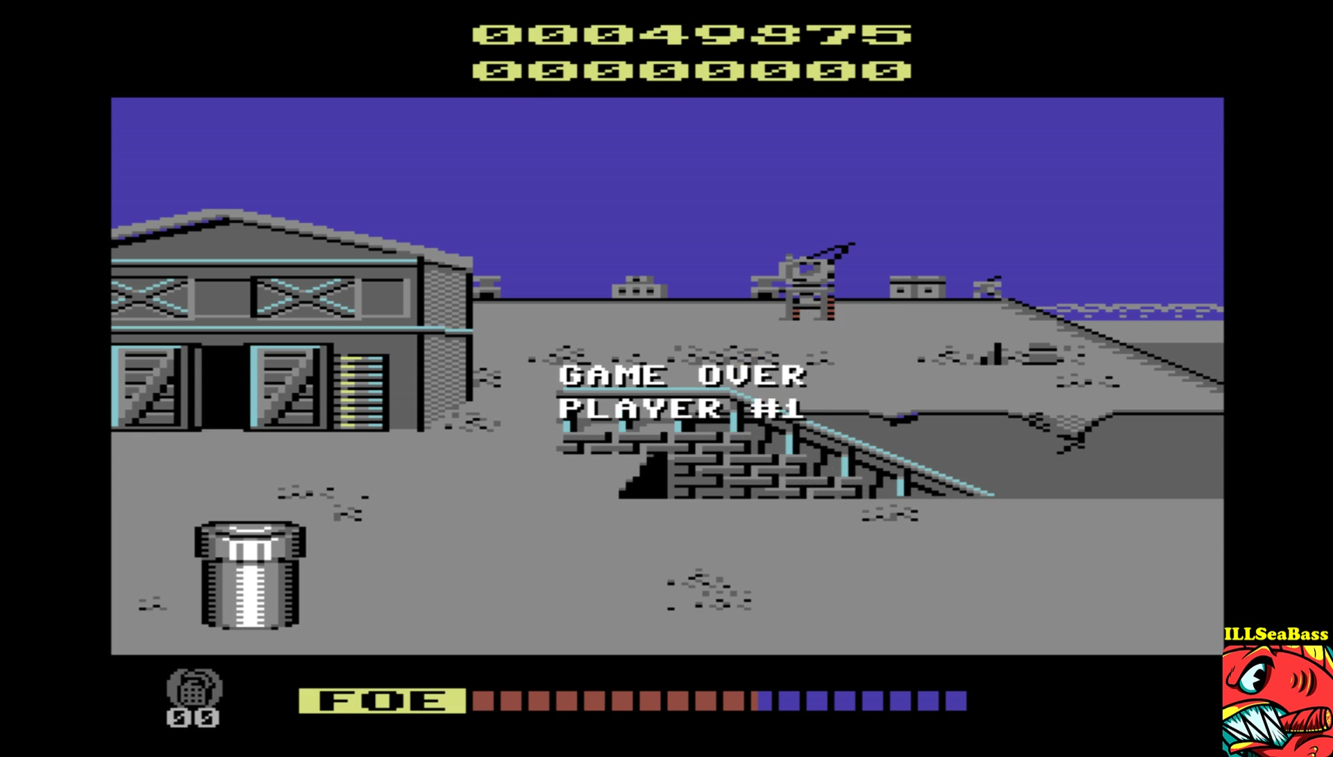 ILLSeaBass: Cabal (Commodore 64 Emulated) 49,875 points on 2017-04-07 12:05:45