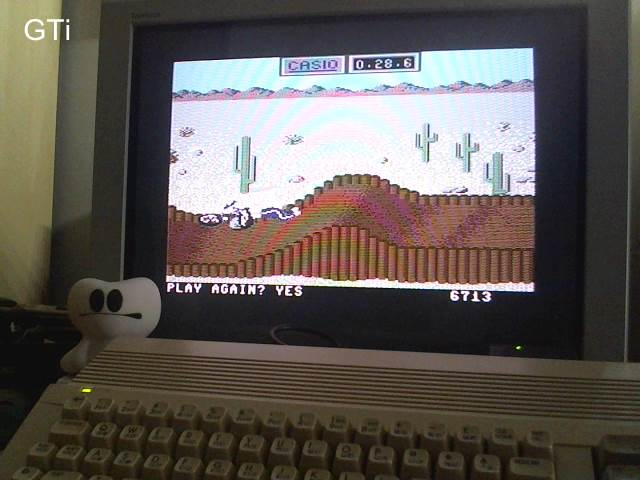 GTibel: California Games: BMX (Commodore 64) 6,713 points on 2017-05-07 10:49:05