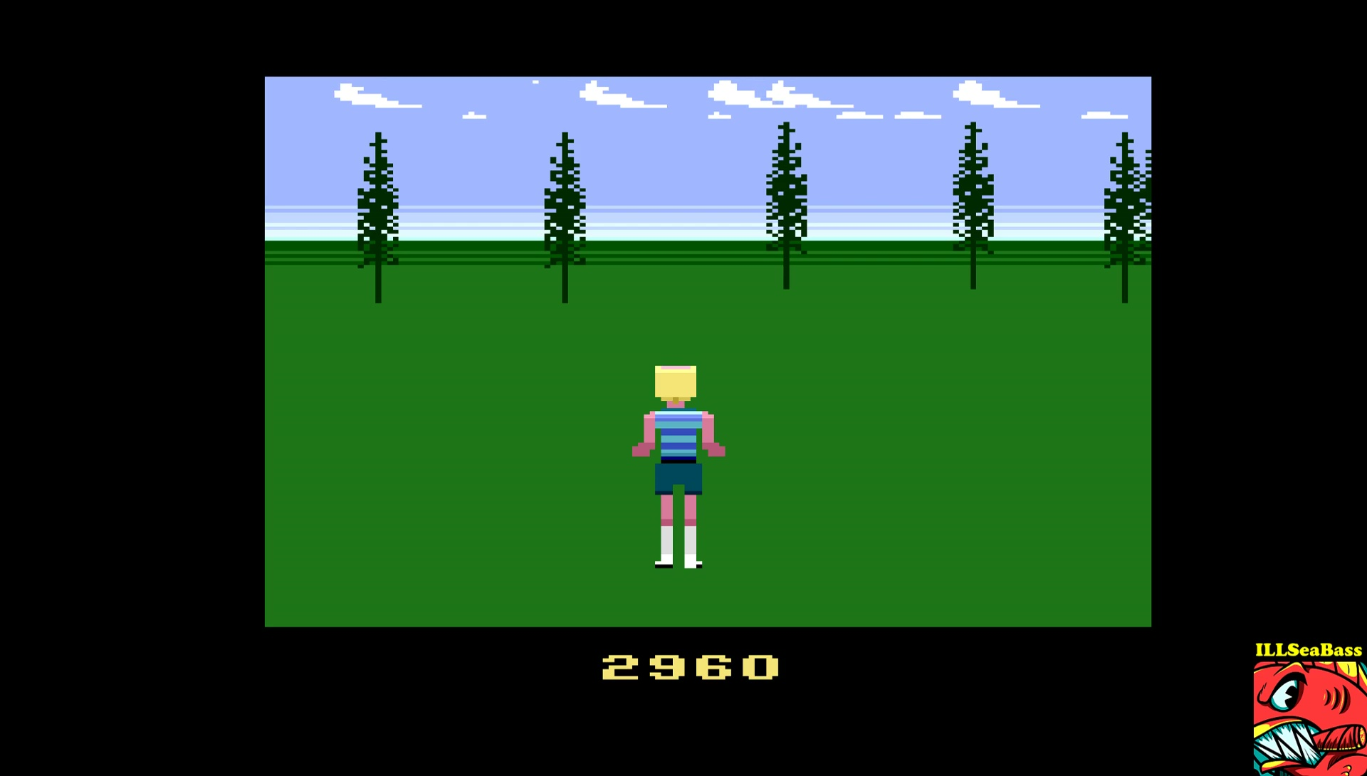 ILLSeaBass: California Games: Foot Bag (Atari 2600 Emulated) 2,960 points on 2017-04-01 17:35:39
